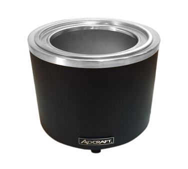Admiral Craft FW-1200WR/B food pan warmer/cooker, countertop