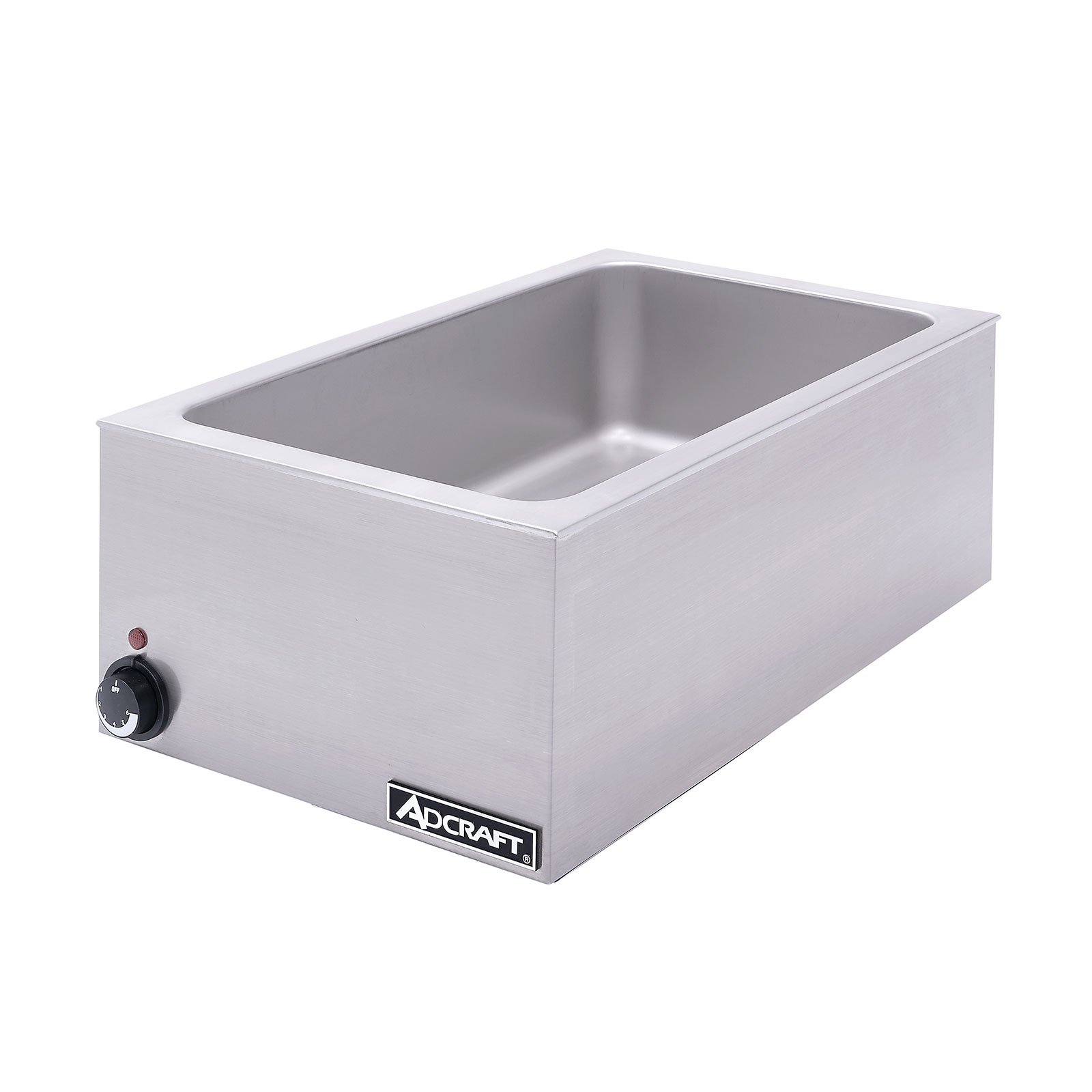 Admiral Craft FW-1500W/C food pan warmer, countertop