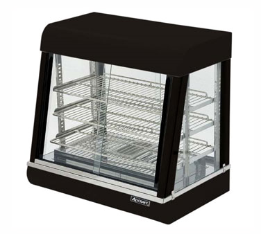 Admiral Craft HD-26 display case, hot food, countertop