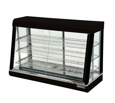 Admiral Craft HD-48 display case, hot food, countertop