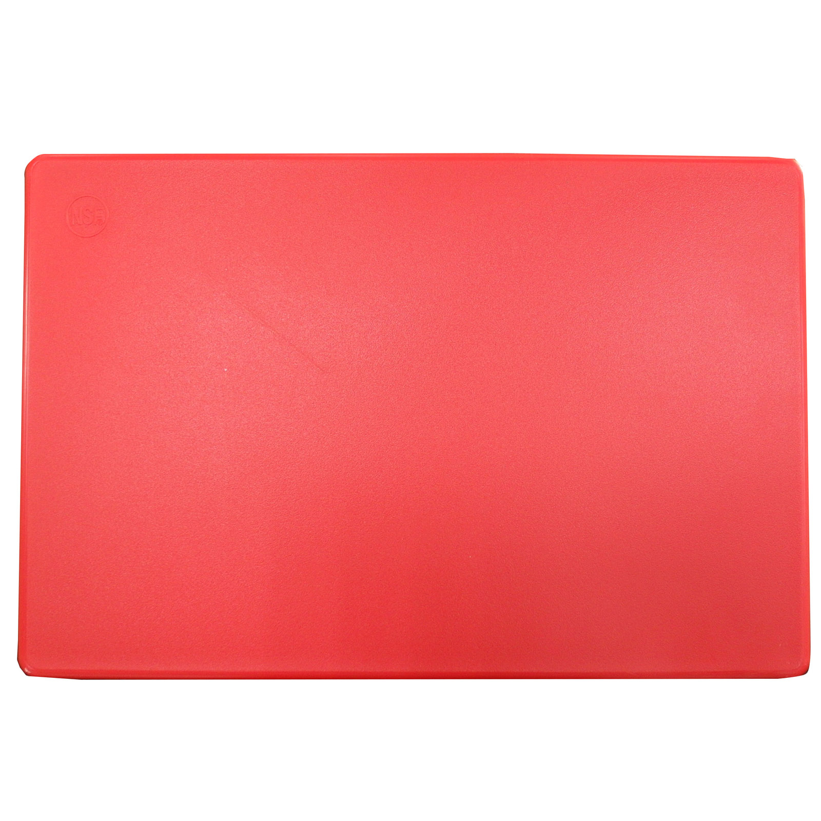 Admiral Craft HDCB-1218/RD cutting board, plastic