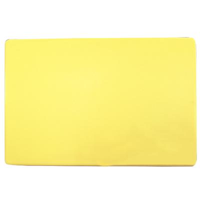 Admiral Craft HDCB-1824/YL cutting board, plastic