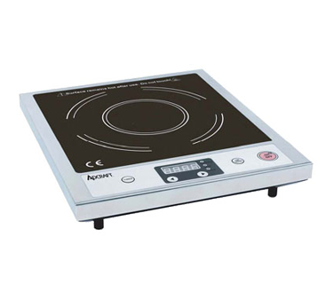 Admiral Craft IND-A120V induction range, countertop
