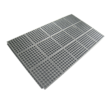 Adcraft (Admiral Craft Equipment) MAT-3534BK floor mat, anti-fatigue