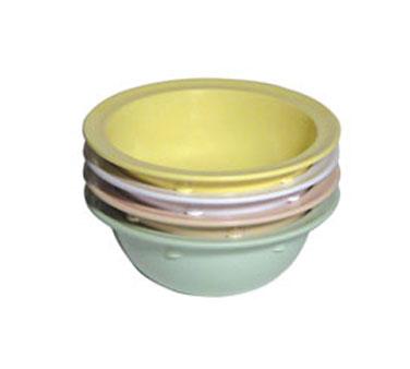 Admiral Craft MEL-BL13W soup salad pasta cereal bowl, plastic