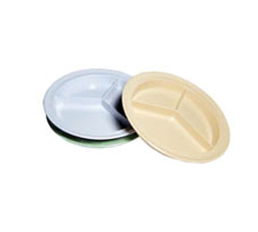 Admiral Craft MEL-PC91G plate/platter, compartment, plastic