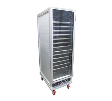 Admiral Craft PW-120 proofer cabinet, mobile