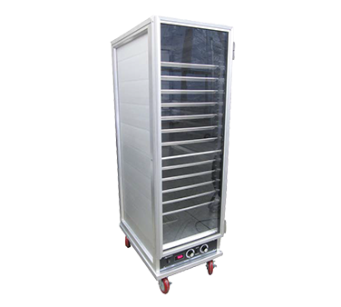 Admiral Craft PW-120C proofer cabinet, mobile