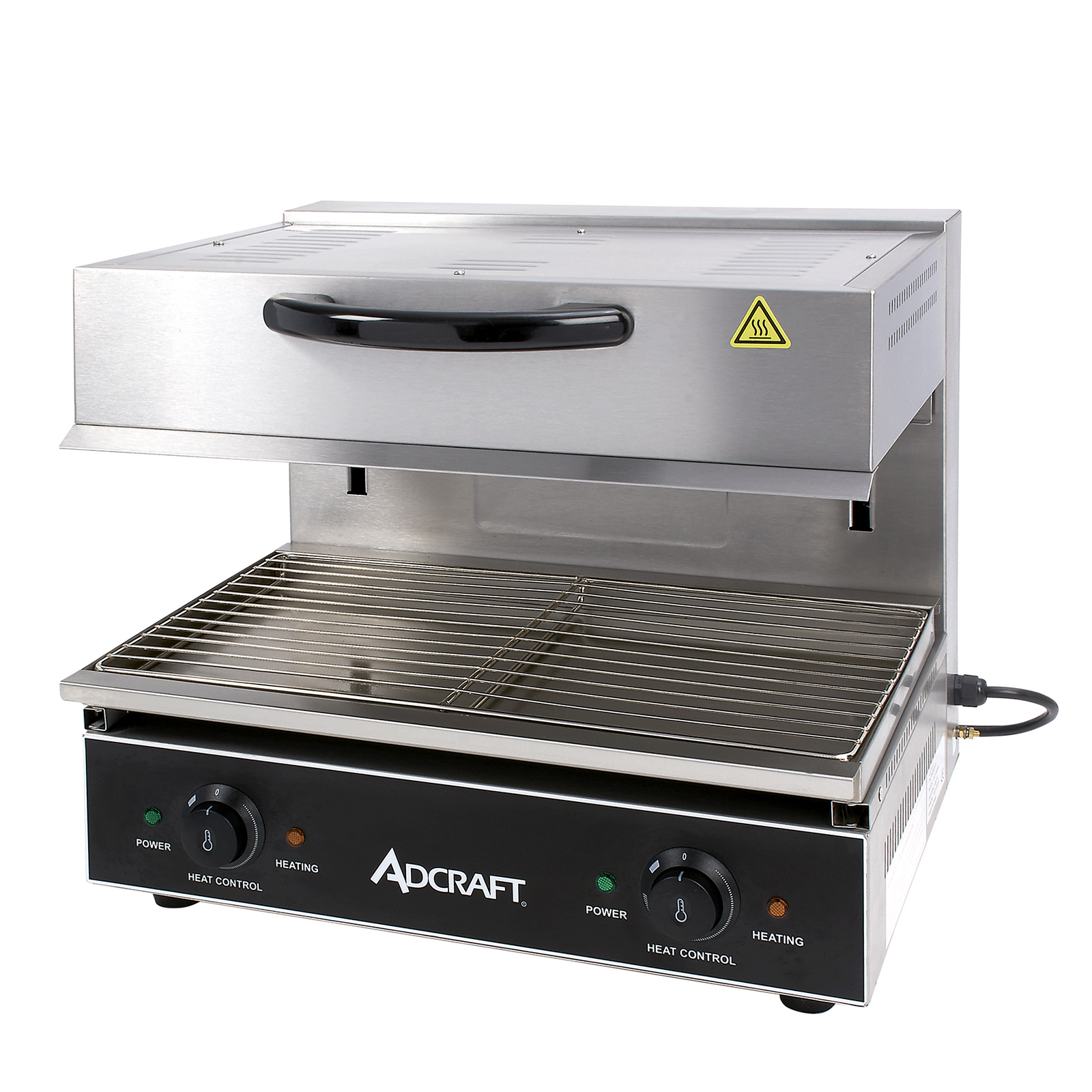 Admiral Craft SAL-4000W salamander broiler, electric
