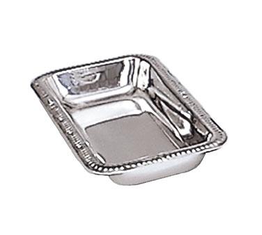 Admiral Craft SCT-9 relish dish, metal