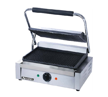 Adcraft (Admiral Craft Equipment) SG-811E sandwich / panini grill