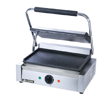 Adcraft (Admiral Craft Equipment) SG-811E/F sandwich / panini grill