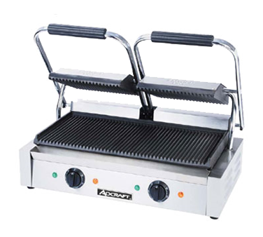 Adcraft (Admiral Craft Equipment) SG-813 sandwich / panini grill