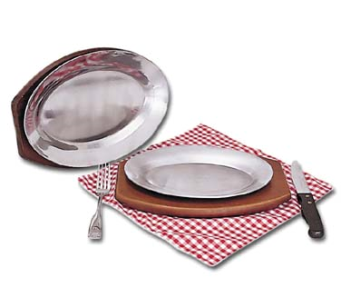 Admiral Craft SZ-12 sizzle thermal platter