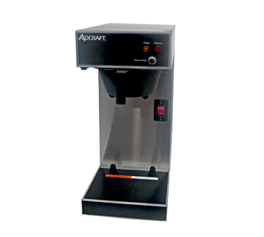 Admiral Craft UB-286 coffee brewer for thermal server