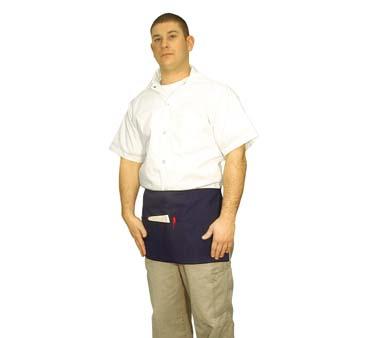Adcraft (Admiral Craft Equipment) WA-1123BK waist apron