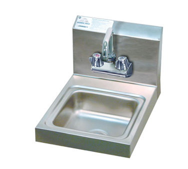 Advance Tabco 7-PS-23-EC-2X sink, hand