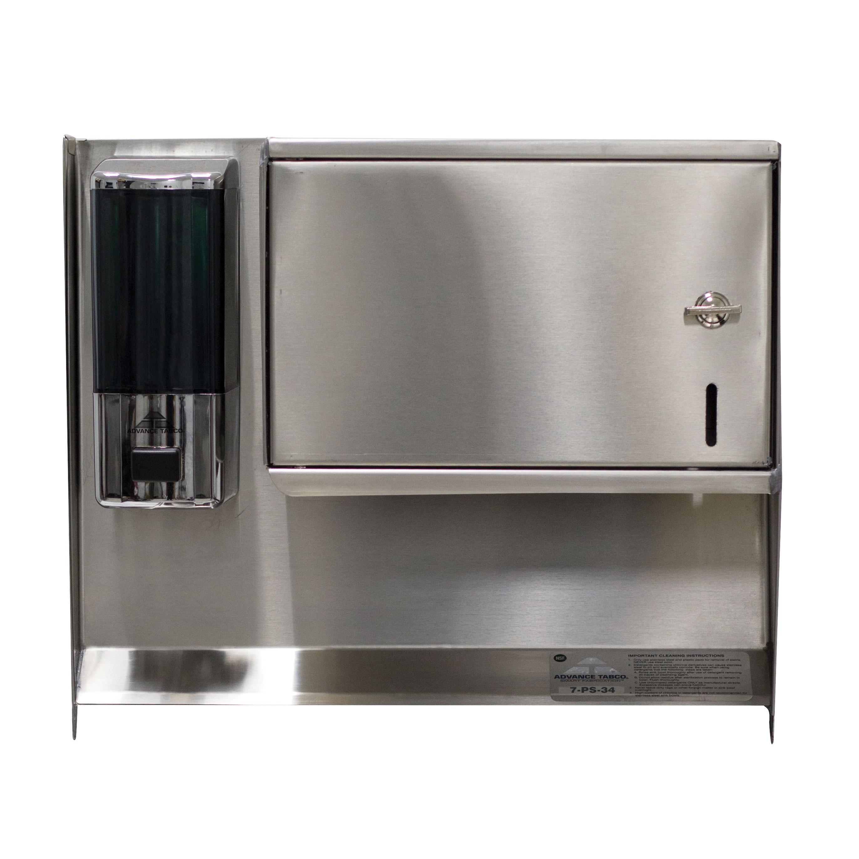 Advance Tabco 7-PS-34 paper towel dispenser