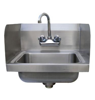 Advance Tabco 7-PS-EC-SP-2X sink, hand