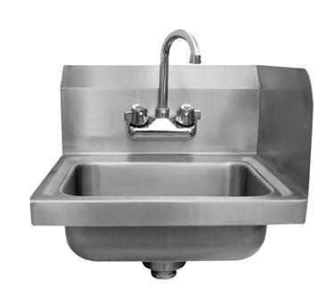 Advance Tabco 7-PS-EC-SPR-1X sink, hand
