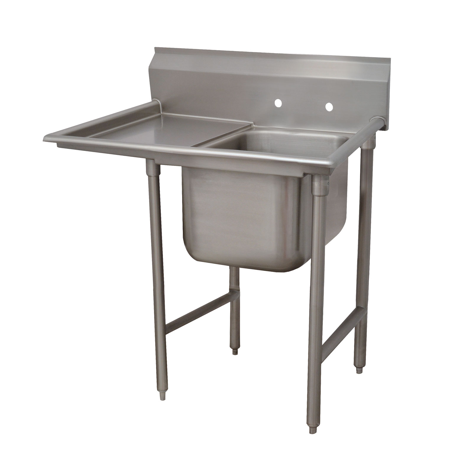 Advance Tabco 9-61-18-36L sink, (1) one compartment