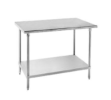 Advance Tabco AG-308 work table,  85