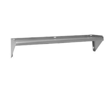 Advance Tabco AWS-KD-48 shelving, wall mounted