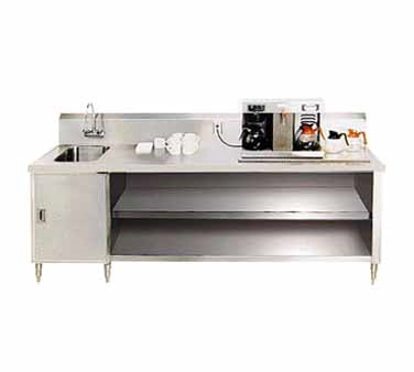 Advance Tabco BEV-30-108L beverage counter