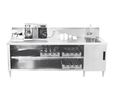 Advance Tabco BEV-30-120R beverage counter