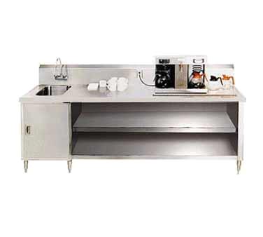 Advance Tabco BEV-30-144L beverage counter