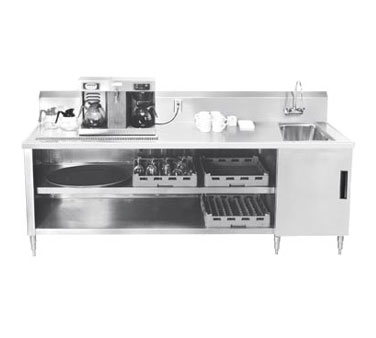 Advance Tabco BEV-30-72R beverage counter
