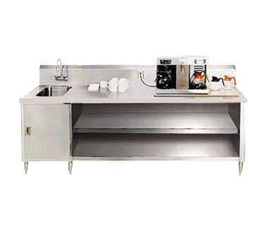 Advance Tabco BEV-30-96L beverage counter