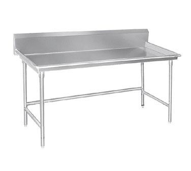 Advance Tabco BSR-96 dishtable sorting table