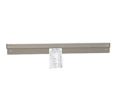 Advance Tabco CM-24 check minder ticket holder / rail