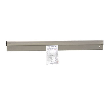 Advance Tabco CM-48 check minder ticket holder / rail