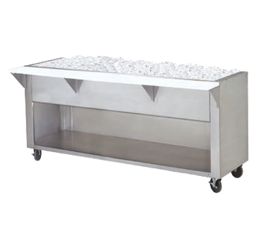 Advance Tabco CPU-3-BS serving counter, cold food