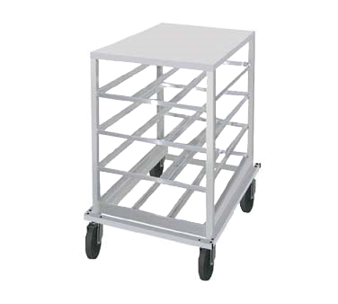 Advance Tabco CR10-72 can storage rack