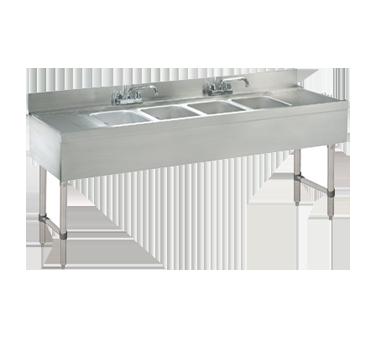 Advance Tabco CRB-84C underbar sink units