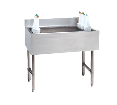 Advance Tabco CRI-12-36 underbar ice bin/cocktail unit