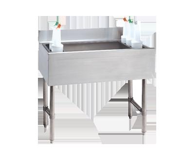 Advance Tabco CRI-12-42 underbar ice bin/cocktail unit