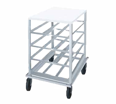Advance Tabco CRPL10-54 can storage rack
