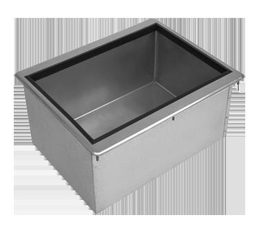 Advance Tabco D-24-IBL-7 ice bin, drop-in