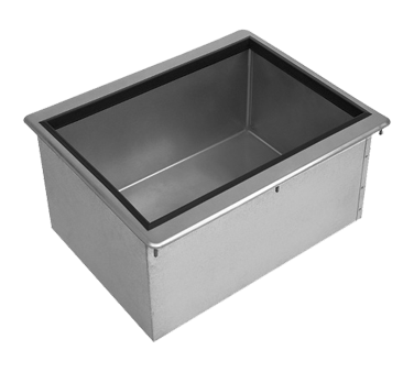 Advance Tabco D-24-IBL-7-X ice bin, drop-in