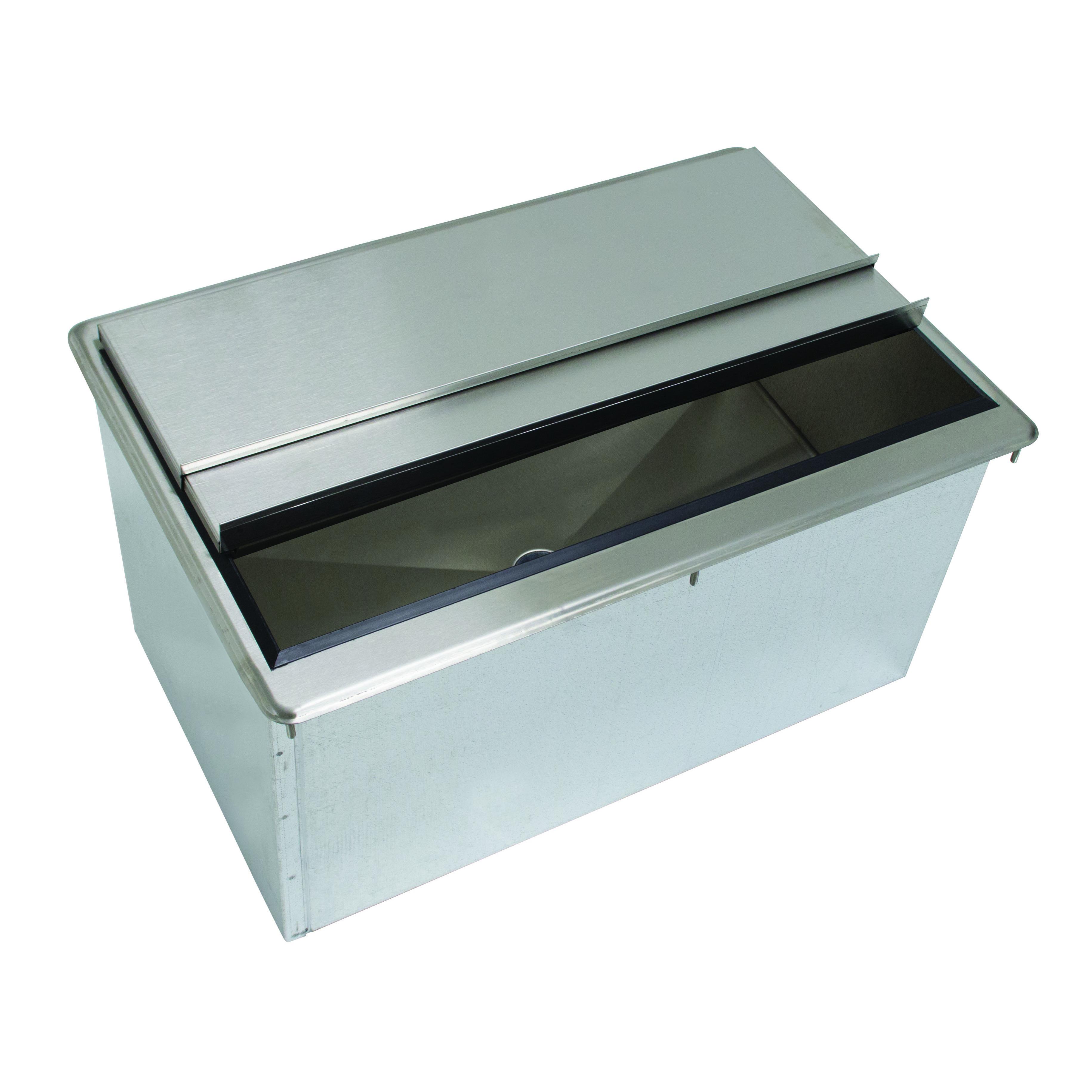 Advance Tabco D-30-IBL ice bin, drop-in