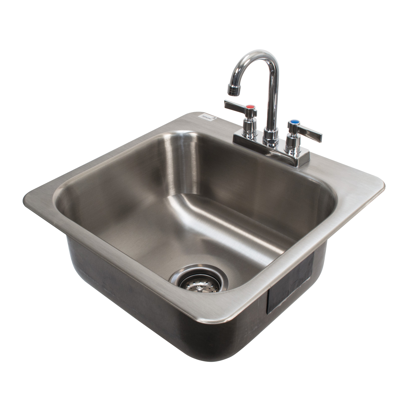 Advance Tabco DI-1-168-1X sink, drop-in
