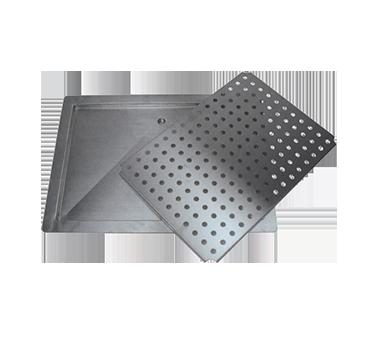 Advance Tabco DP-1818 drip tray trough, beverage