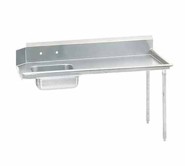 Advance Tabco DTS-S60-84R-X dishtable, soiled