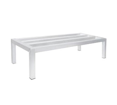Advance Tabco DUN-2448-8 dunnage rack, vented
