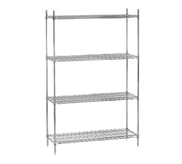 Advance Tabco EC-2148-X shelving, wire