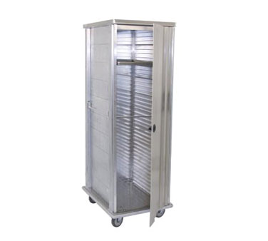 Advance Tabco EPC-40-X cabinet, enclosed, bun / food pan
